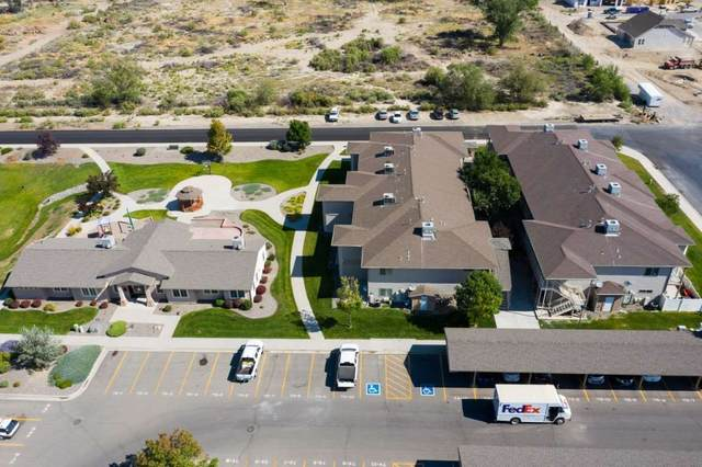 2474 Orion Way I/9, Grand Junction, CO 81505 (MLS #20203810) :: The Danny Kuta Team