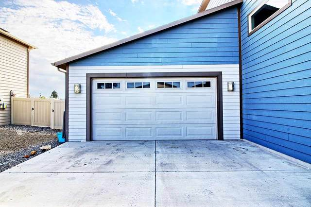 396 Green River Drive, Grand Junction, CO 81504 (MLS #20203817) :: The Danny Kuta Team