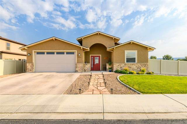 2952 Kilkenny Way, Grand Junction, CO 81504 (MLS #20203825) :: The Danny Kuta Team