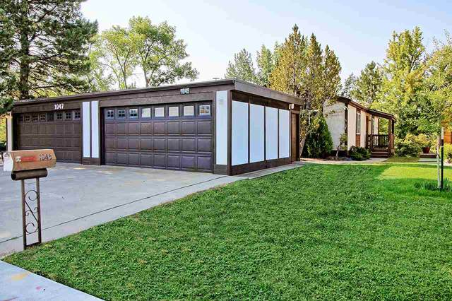 1045 Lakeside Drive, Grand Junction, CO 81506 (MLS #20203848) :: The Danny Kuta Team