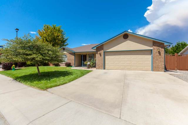 2552 Brenna Way, Grand Junction, CO 81505 (MLS #20203849) :: The Kimbrough Team   RE/MAX 4000