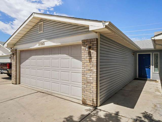 3192 Mountain Drive, Grand Junction, CO 81504 (MLS #20203850) :: The Christi Reece Group