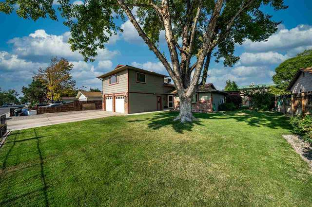 541 Grand Valley Drive, Grand Junction, CO 81504 (MLS #20203851) :: The Danny Kuta Team