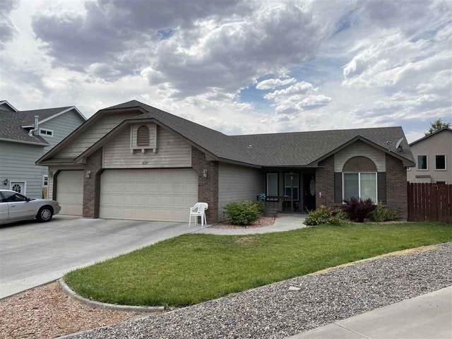 629 Kings Glen Loop, Grand Junction, CO 81504 (MLS #20203855) :: The Christi Reece Group