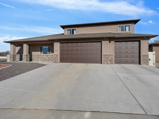 226 Meadow Point Drive, Grand Junction, CO 81503 (MLS #20203856) :: The Christi Reece Group