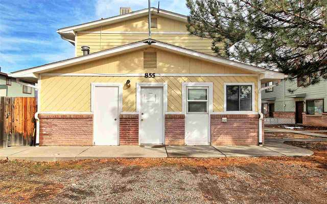 855 Iowa Avenue, Palisade, CO 81526 (MLS #20203857) :: The Kimbrough Team | RE/MAX 4000