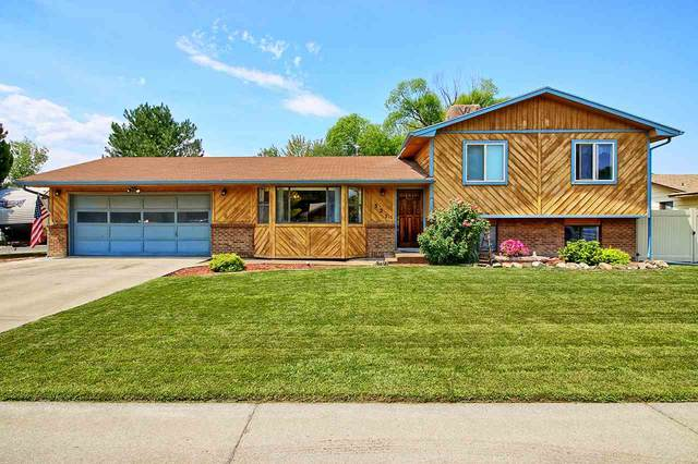 527 Kirby Drive, Grand Junction, CO 81504 (MLS #20203863) :: The Danny Kuta Team