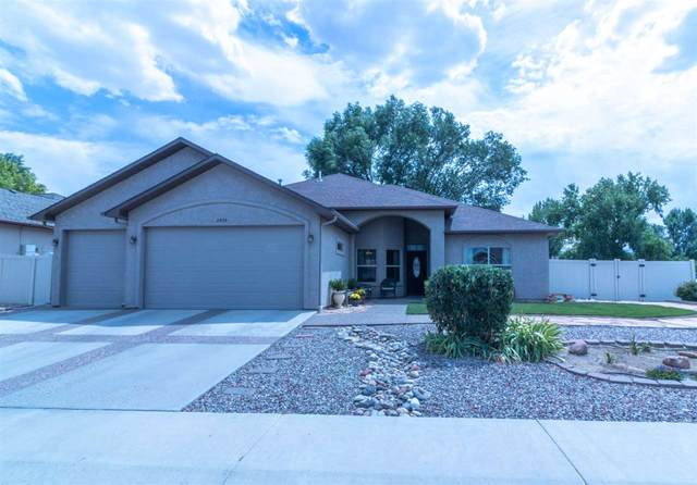2939 Margaret Drive, Grand Junction, CO 81503 (MLS #20203868) :: The Danny Kuta Team