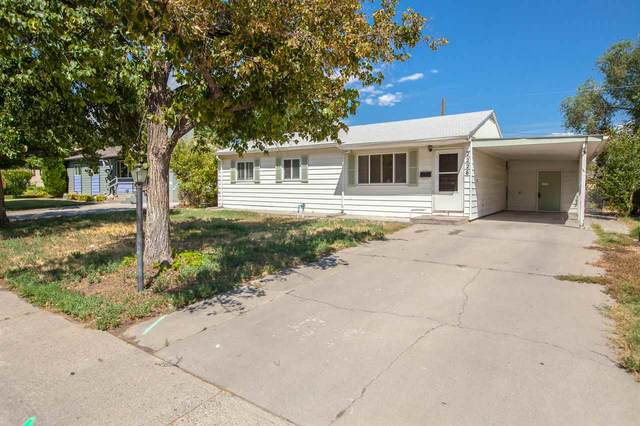 2226 N 21st Street, Grand Junction, CO 81501 (MLS #20203873) :: CENTURY 21 CapRock Real Estate