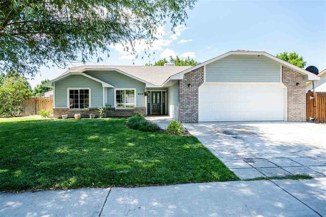 633 Hunter Creek Drive, Grand Junction, CO 81505 (MLS #20203874) :: The Kimbrough Team | RE/MAX 4000