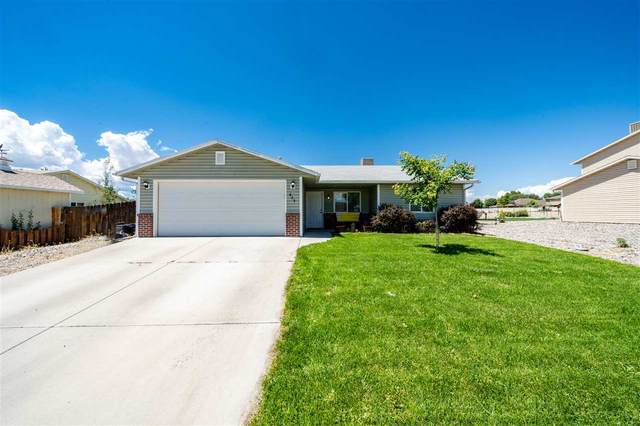 623 Bear Valley Drive, Grand Junction, CO 81504 (MLS #20203883) :: CENTURY 21 CapRock Real Estate