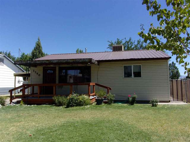 1340 N 24th Street, Grand Junction, CO 81501 (MLS #20203885) :: The Kimbrough Team | RE/MAX 4000