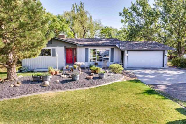 313 Country Club Park Drive, Grand Junction, CO 81507 (MLS #20203894) :: The Christi Reece Group