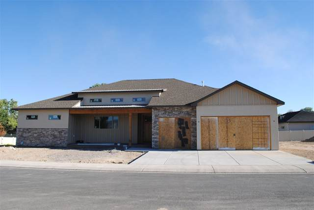 2528 Woody Creek Drive, Grand Junction, CO 81506 (MLS #20203896) :: The Kimbrough Team | RE/MAX 4000