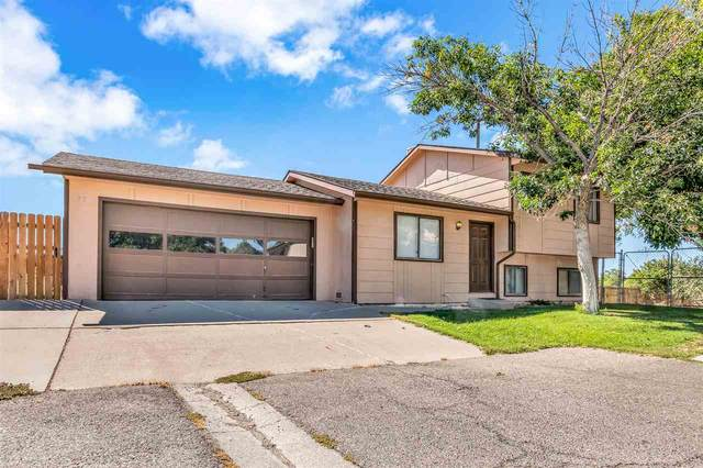 2772 Monroe Court, Grand Junction, CO 81503 (MLS #20203906) :: The Danny Kuta Team