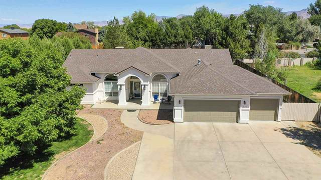 795 Jordanna Road, Grand Junction, CO 81506 (MLS #20203930) :: The Kimbrough Team | RE/MAX 4000