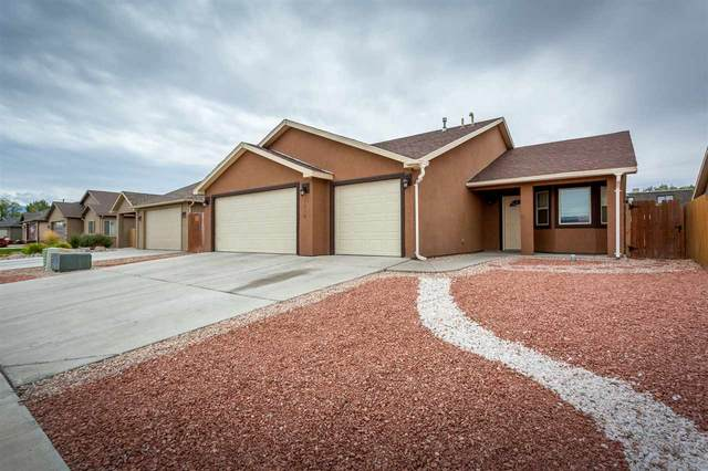 2915 Magnolia Avenue, Grand Junction, CO 81504 (MLS #20203931) :: The Kimbrough Team | RE/MAX 4000