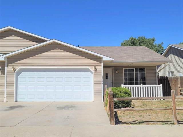 2935 Bunting Avenue B, Grand Junction, CO 81504 (MLS #20203934) :: The Kimbrough Team | RE/MAX 4000