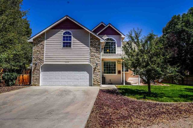 646 1/2 Brooks Court, Grand Junction, CO 81504 (MLS #20203941) :: The Kimbrough Team | RE/MAX 4000