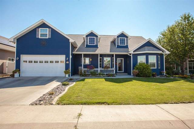 608 Orange Grove Way, Grand Junction, CO 81504 (MLS #20203942) :: The Danny Kuta Team