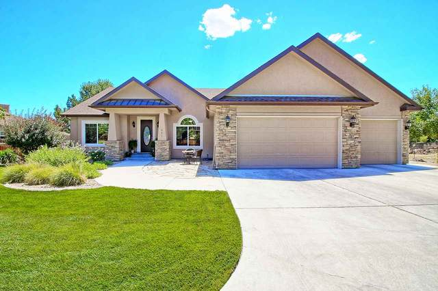 641 Pineneedle Court, Grand Junction, CO 81506 (MLS #20203945) :: The Kimbrough Team | RE/MAX 4000