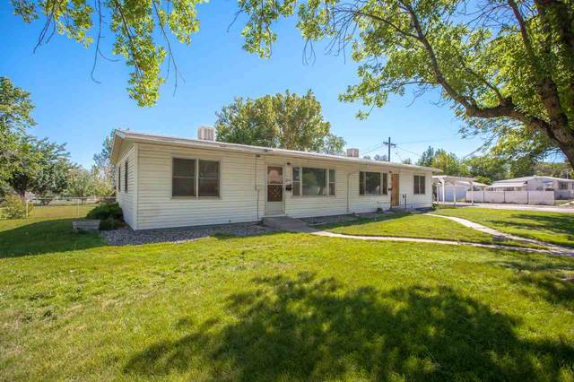1921 Kennedy Avenue, Grand Junction, CO 81501 (MLS #20203951) :: The Kimbrough Team | RE/MAX 4000