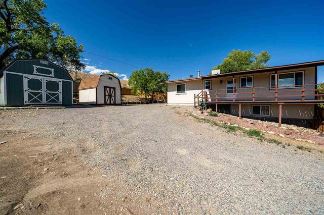 2997 Burns Drive, Grand Junction, CO 81503 (MLS #20203958) :: The Kimbrough Team | RE/MAX 4000