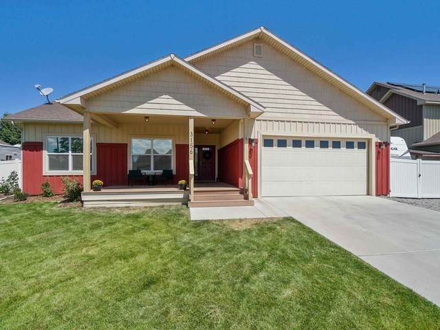 3156 Kay Street, Grand Junction, CO 81504 (MLS #20203964) :: The Danny Kuta Team
