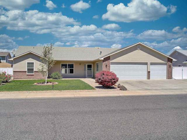435 W Sunset Drive, Fruita, CO 81521 (MLS #20203966) :: CENTURY 21 CapRock Real Estate