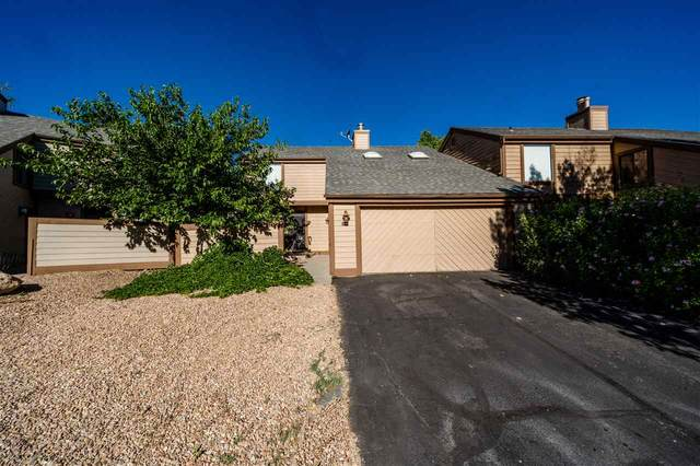 397 Ridge Circle Drive #6, Grand Junction, CO 81507 (MLS #20203968) :: The Danny Kuta Team