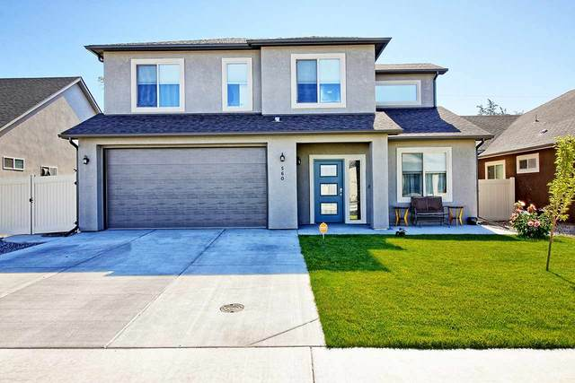 560 Red Cedar Way, Grand Junction, CO 81504 (MLS #20203970) :: The Christi Reece Group