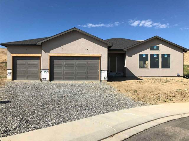 105 Dry Creek Court, Grand Junction, CO 81503 (MLS #20203972) :: The Christi Reece Group