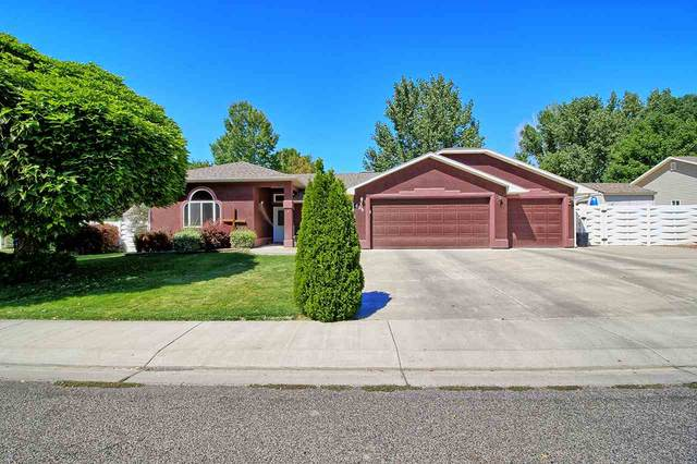 665 N Saddle Rock Drive, Grand Junction, CO 81504 (MLS #20203983) :: The Christi Reece Group