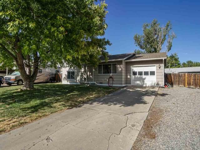 682 1/2 Zenobia Street, Grand Junction, CO 81504 (MLS #20203984) :: The Christi Reece Group