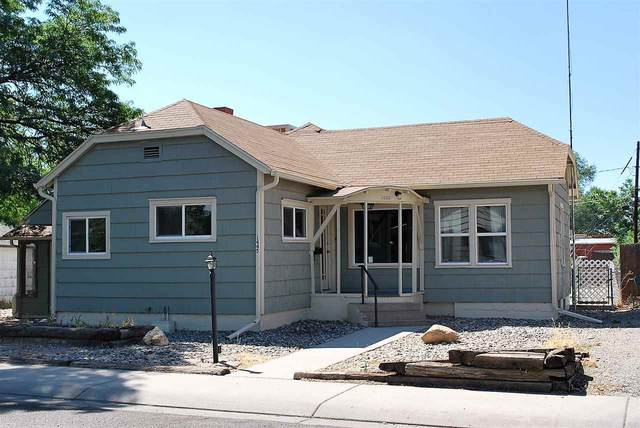 1445 Texas Avenue, Grand Junction, CO 81501 (MLS #20203987) :: The Christi Reece Group