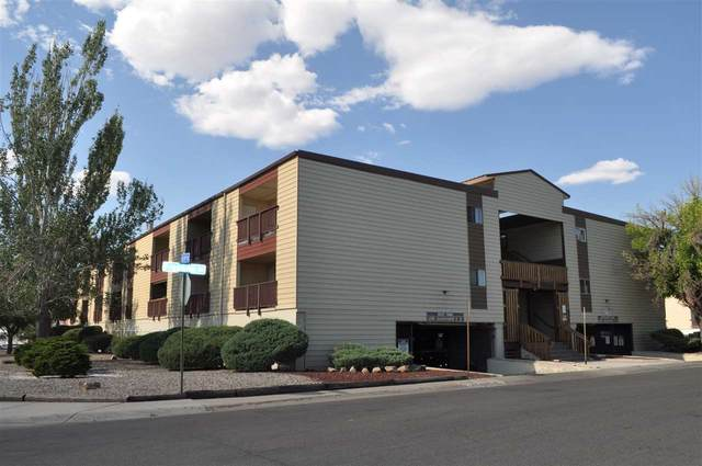 125 Franklin Avenue #211, Grand Junction, CO 81501 (MLS #20203990) :: The Christi Reece Group