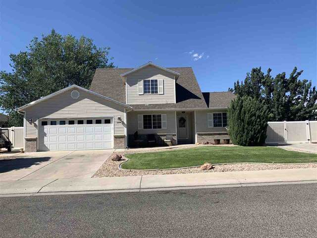 2898 W Hermosa Court, Grand Junction, CO 81506 (MLS #20203992) :: The Christi Reece Group