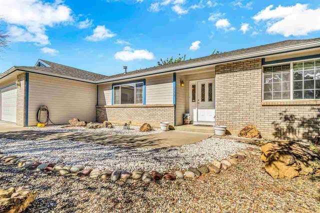 199 Clymer Drive, Grand Junction, CO 81503 (MLS #20203994) :: CENTURY 21 CapRock Real Estate