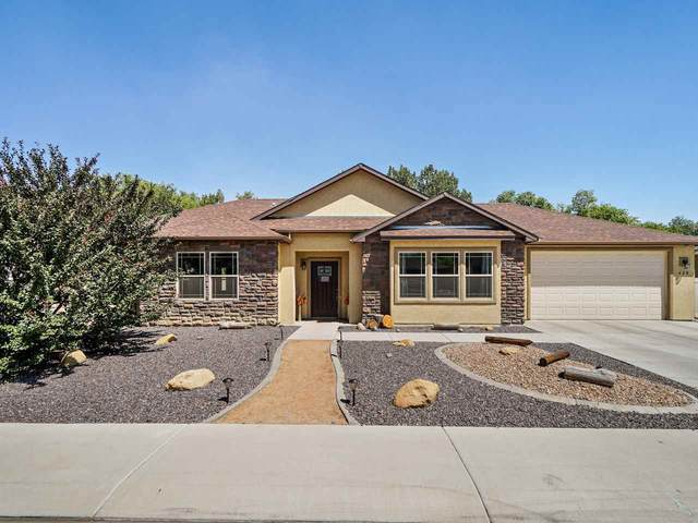 628 Huntington Road, Grand Junction, CO 81504 (MLS #20203996) :: CENTURY 21 CapRock Real Estate