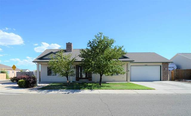 1198 Black Ridge Drive, Fruita, CO 81521 (MLS #20204002) :: CENTURY 21 CapRock Real Estate