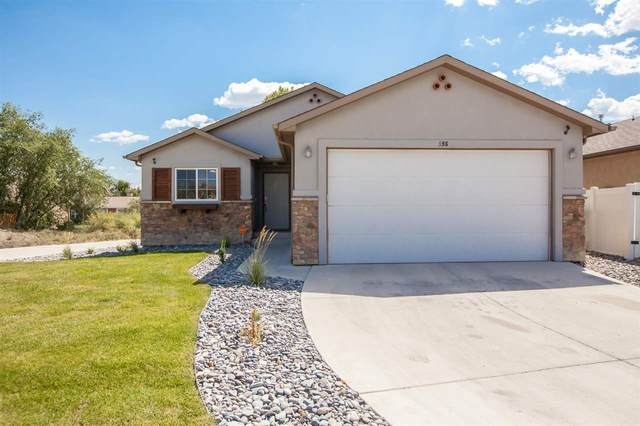 596 Sinatra Way, Grand Junction, CO 81501 (MLS #20204004) :: The Kimbrough Team | RE/MAX 4000