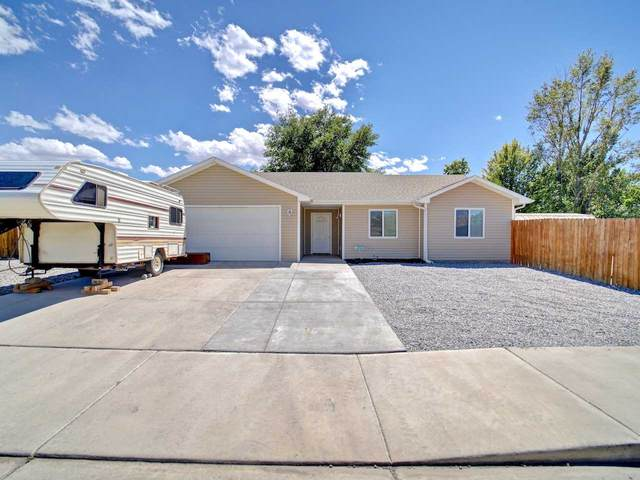 3265 F 1/2 Road, Clifton, CO 81520 (MLS #20204010) :: CENTURY 21 CapRock Real Estate