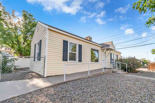 220 S 13th Street, Grand Junction, CO 81501 (MLS #20204018) :: The Kimbrough Team | RE/MAX 4000