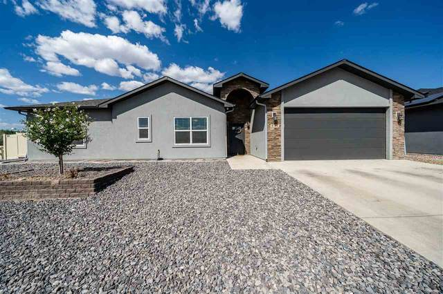 451 Clark Street, Grand Junction, CO 81504 (MLS #20204023) :: The Danny Kuta Team