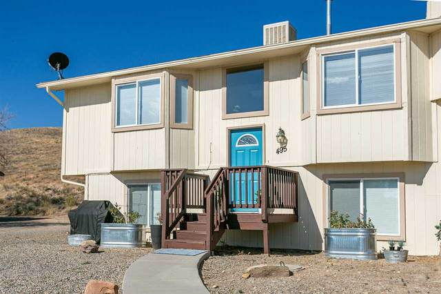 495 22 1/4 Road, Grand Junction, CO 81507 (MLS #20204028) :: CENTURY 21 CapRock Real Estate