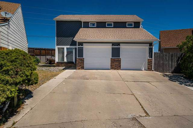 2842 1/2 Grand Cascade Court, Grand Junction, CO 81501 (MLS #20204037) :: CENTURY 21 CapRock Real Estate