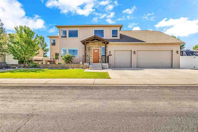 2991 Black Hawk Way, Grand Junction, CO 81503 (MLS #20204044) :: The Danny Kuta Team