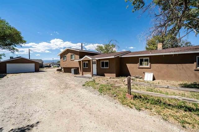 396 Sage Way, Grand Junction, CO 81501 (MLS #20204051) :: The Danny Kuta Team