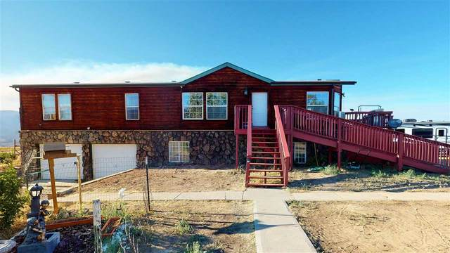 160 Mustang Mesa Trail, Rifle, CO 81650 (MLS #20204052) :: The Kimbrough Team | RE/MAX 4000