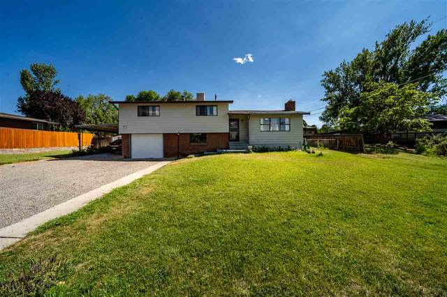 178 Thompson Road, Grand Junction, CO 81503 (MLS #20204056) :: The Christi Reece Group